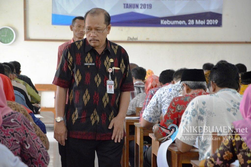 Pejabat Perempuan Masuk Kandidat Kepala BKPPD dan Staf Ahli Bupati Kebumen