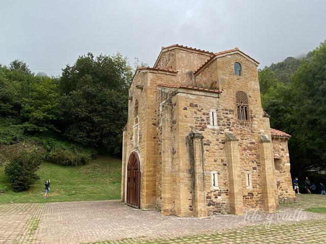 Ruta por Asturias San Miguel de Lillo