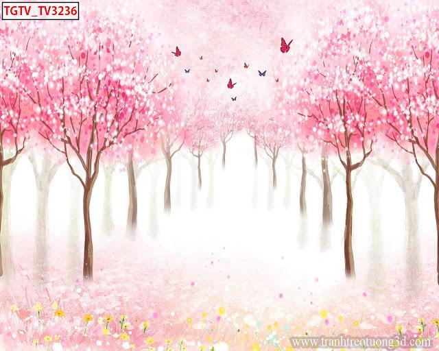 Tranh Phong Cảnh Nghệ Thuật