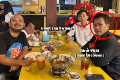 Pendukung Jokowi di Yogya Sebut Bambang 'Dosen Swinger' sebagai Buzzer Freelance