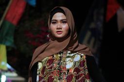 Fashion Show Batik Muslimah