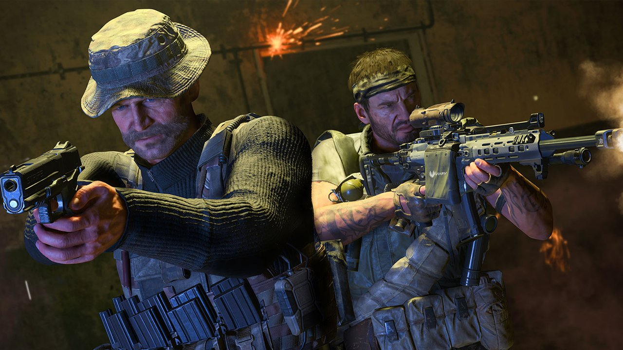 Call of Duty Warzone Season 1 Black Ops Mission Crisis Center