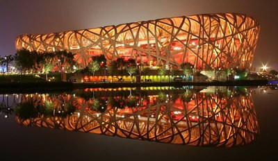 06. Beijing National Stadium, China