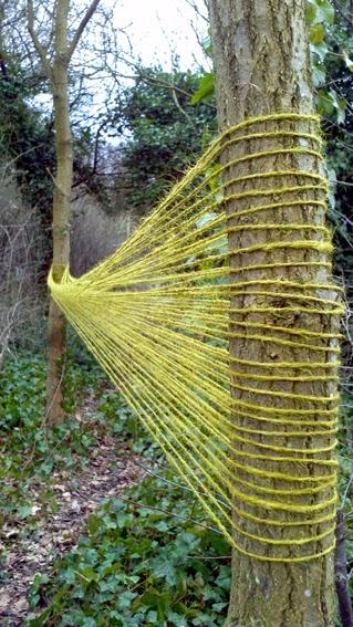 Landscape Art Installation