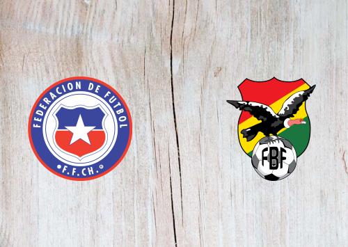 Chile vs Bolivia -Highlights 09 June 2021