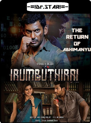 Irumbu Thirai 2018 Dual Audio UNCUT HDRip 480p 500Mb x264
