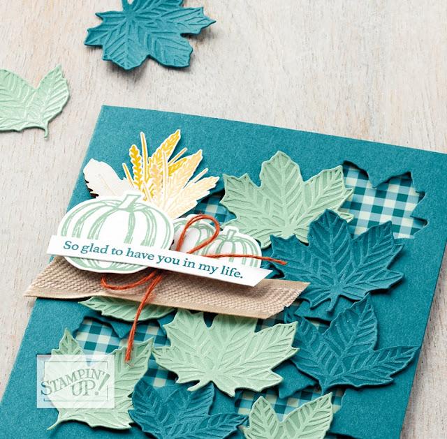 Stampin Up Karte Herbstfreuden andi-amo