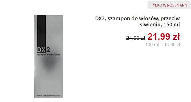 DX2 - Szampon do włosów