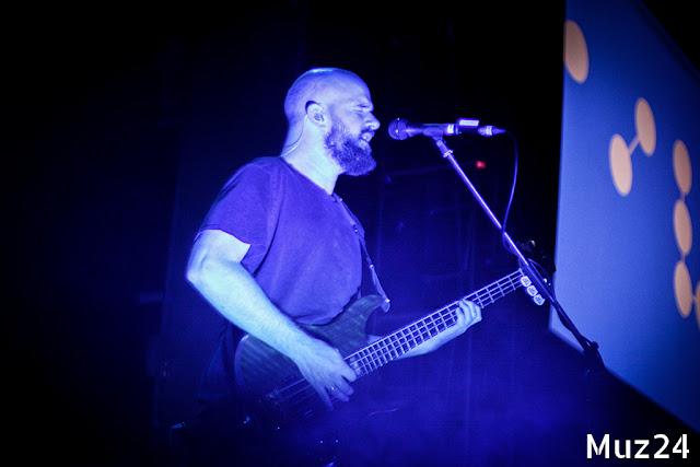 Фотографии с концерта White Lies в Главклубе
