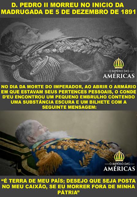 Dom Pedro II - O Adeus