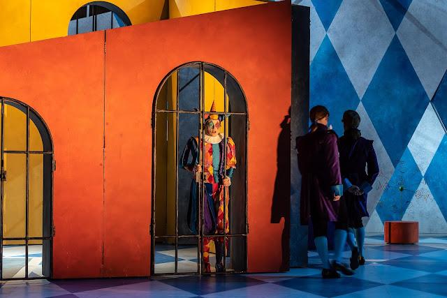 Offenbach: Fantasio - Hanna Hipp - Garsington Opera 2019 (Photo Clive Barda)