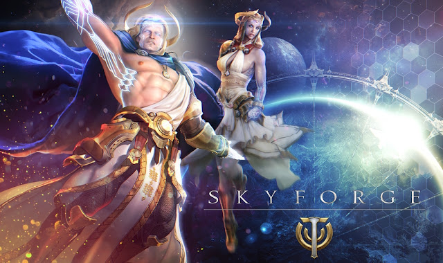 Skyforge un MMorpg GRATIS