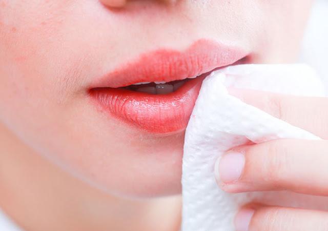 cách makeup đánh son môi đep