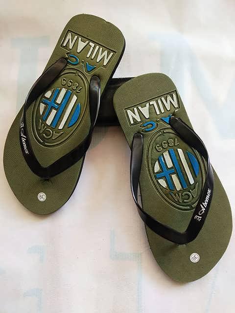 Sandal Jepit Spon CLub Bola DWS - Grosir Sandal Murah Online