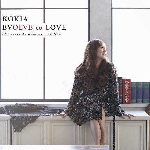 KOKIA - EVOLVE to LOVE -20 years Anniversary BEST-