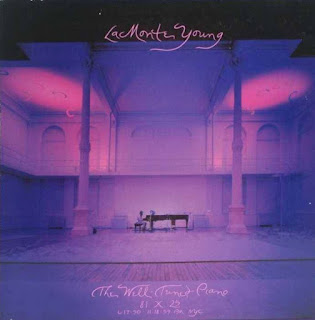 La Monte Young, The Well-Tuned Piano