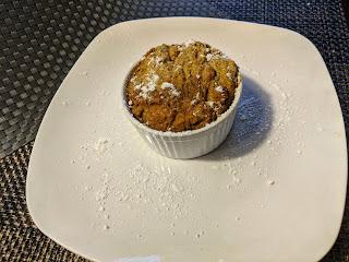 Keto pumpkin mug cake coconut flour