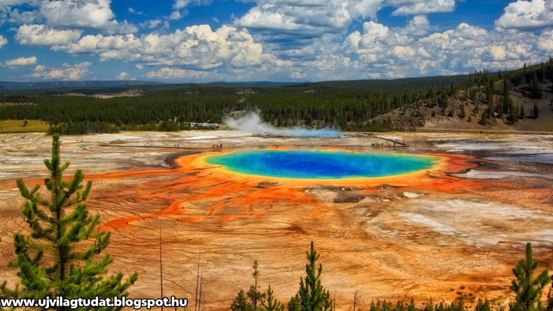 A NASA azt fontolgatja, hogy megfúrják a Yellowstone szupervulkánt, hogy megmentsék az életet a Földön
