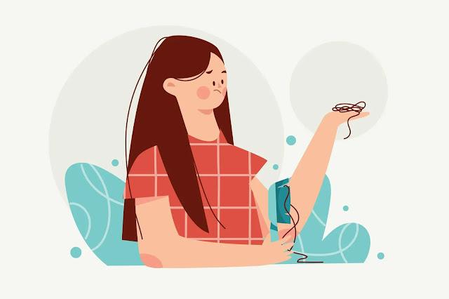 حل مشاكل تساقط الشعر