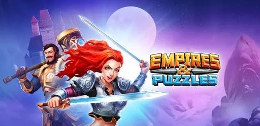 خلقت مجموعة جديدة تمامًا بين نوع لعب الأدوار القتالي وألغاز المطابقة الثلاثية لعبة جذابة للغاية ، وهي Empires & Puzzles . جهز نفسك للمعارك العظيمة ، قاتل وكن البطل.