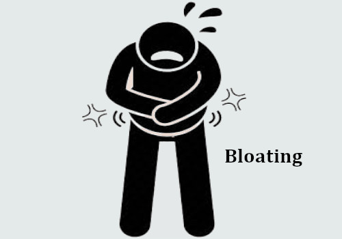 symptoms of ibs Bloating