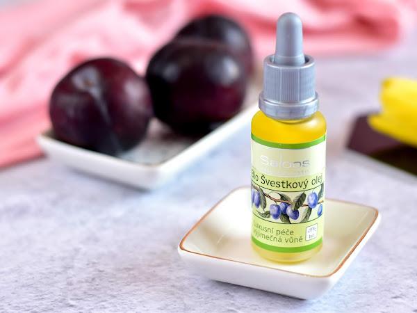 Saloos Bio Slivkový olej