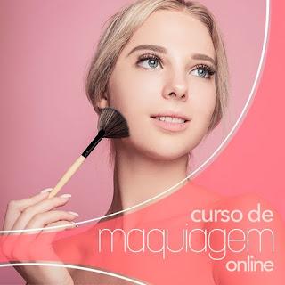 Curso de Maquiagem Online - Acesso Vitalício