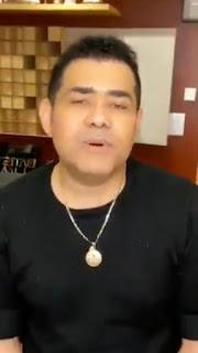 Veja vídeo: Cantor Batista Lima lamenta demissão de seus funcionários