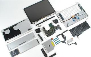 Laptop alkatrész szerviz