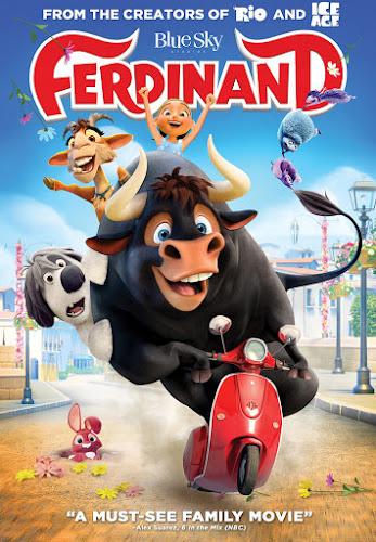 Ferdinand (BRRip 1080p Dual Latino / Ingles) (2017)