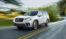 2019 Subaru Forester Sport (Release Date, Price, Specs)