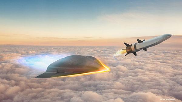 Tên lửa động cơ Scramjet bay nhanh hơn Mach 5