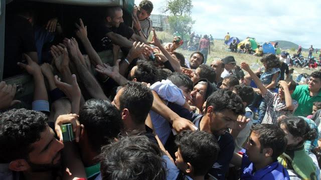FT: Ευρωπαίοι και Βερολίνο θέλουν να στείλουν στρατό στα σύνορα Ελλάδας - Σκοπίων