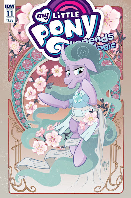 Legends of Magic #10 Cover A
