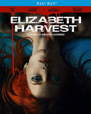 Elizabeth Harvest 2018 BD25 Sub