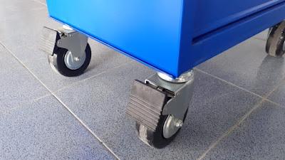 pengunci roda caddy tools