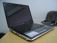 hp dv2 laptop bekas