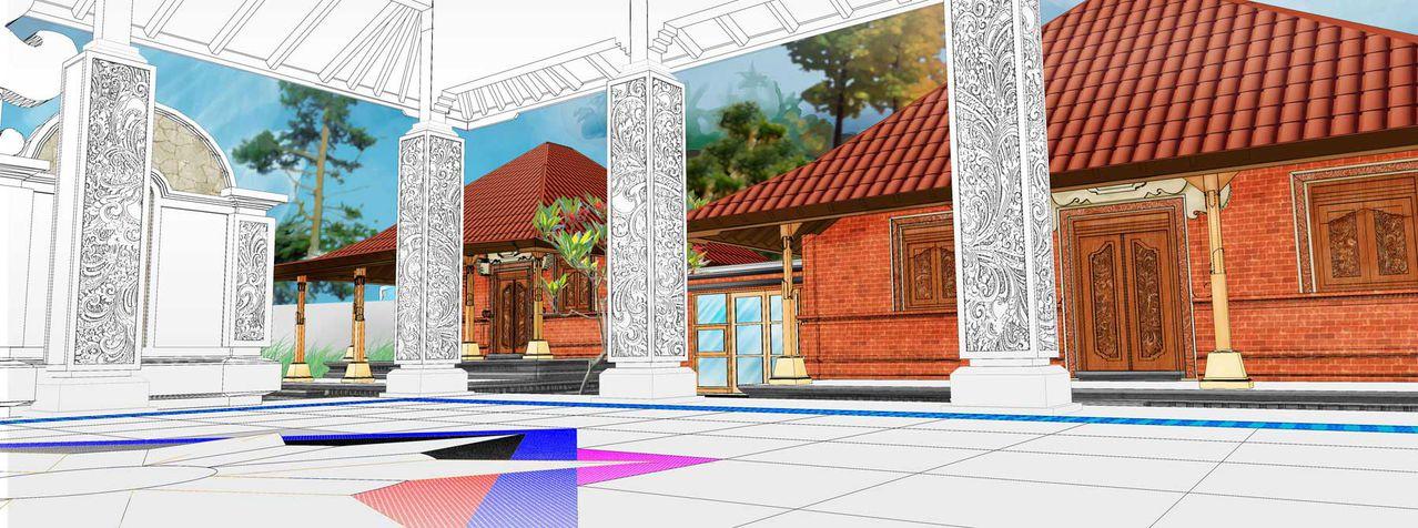 Bungaku Project - Puri Tukad Mungga