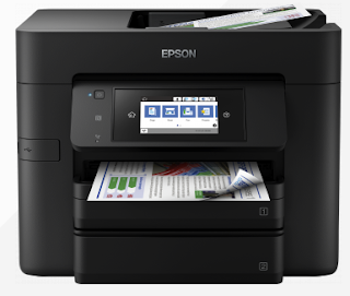 Epson WF-4740DTWF Printer Drivers Download
