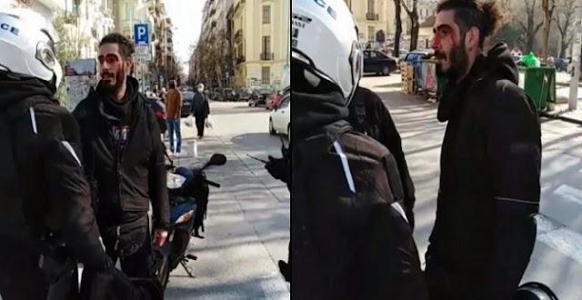Δυνάμεις ασφαλείας χτύπησαν και συνέλαβαν υποψήφιο διδάκτορα που πήγαινε στη δουλειά του (βίντεο)