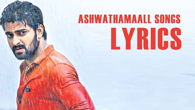 Ashwathama All Songs Lyrics in Telugu - Naga Shourya | Sricharan Pakala
