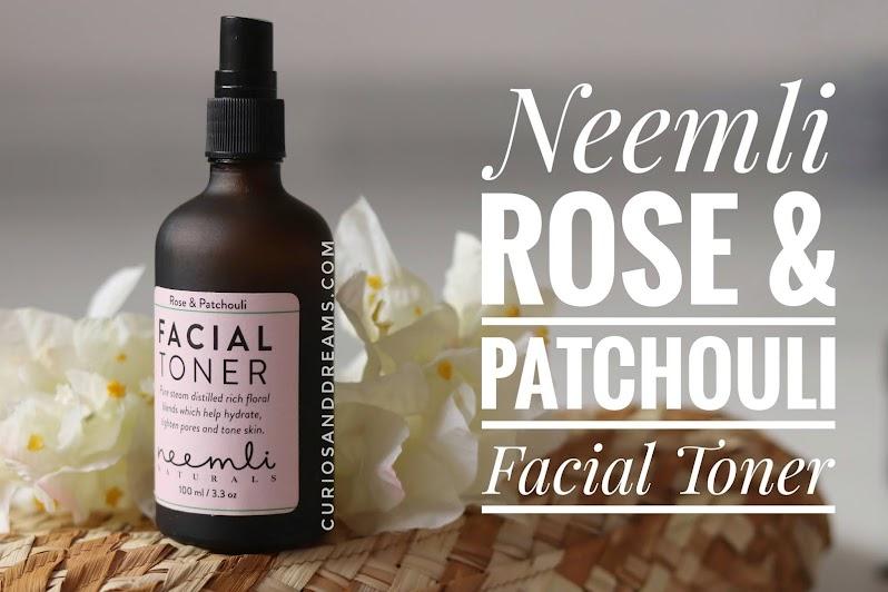 Neemli Rose & Patchouli Facial Toner, Neemli Rose & Patchouli Facial Toner review, Neemli review, Neemli rose water