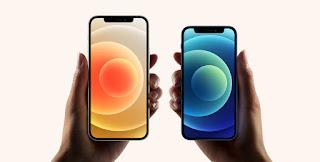 iphone 13 ekran ve dizayn görüntüsü