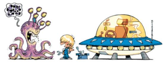 Pilo: Et mécanicien pour navette spatiale sinon, c'est un vrai métier?