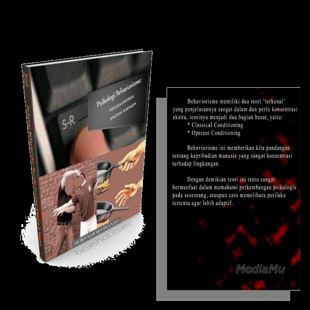 Buku Psikologi Behaviorisme: Perilaku Universal Binatang & Manusia