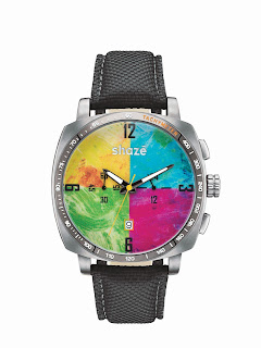 Rule Breaker Zest Watch by shazé. Price - Rs. 11,390