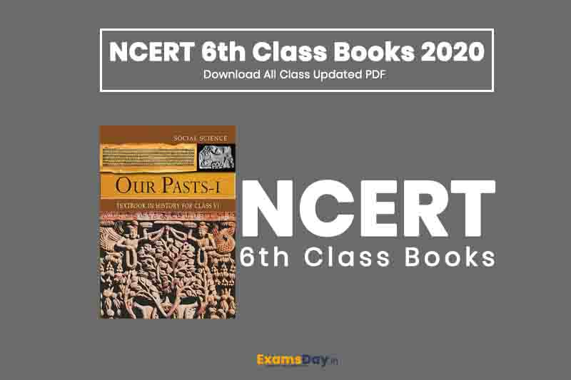 NCERT Class 6th Books PDF Download
