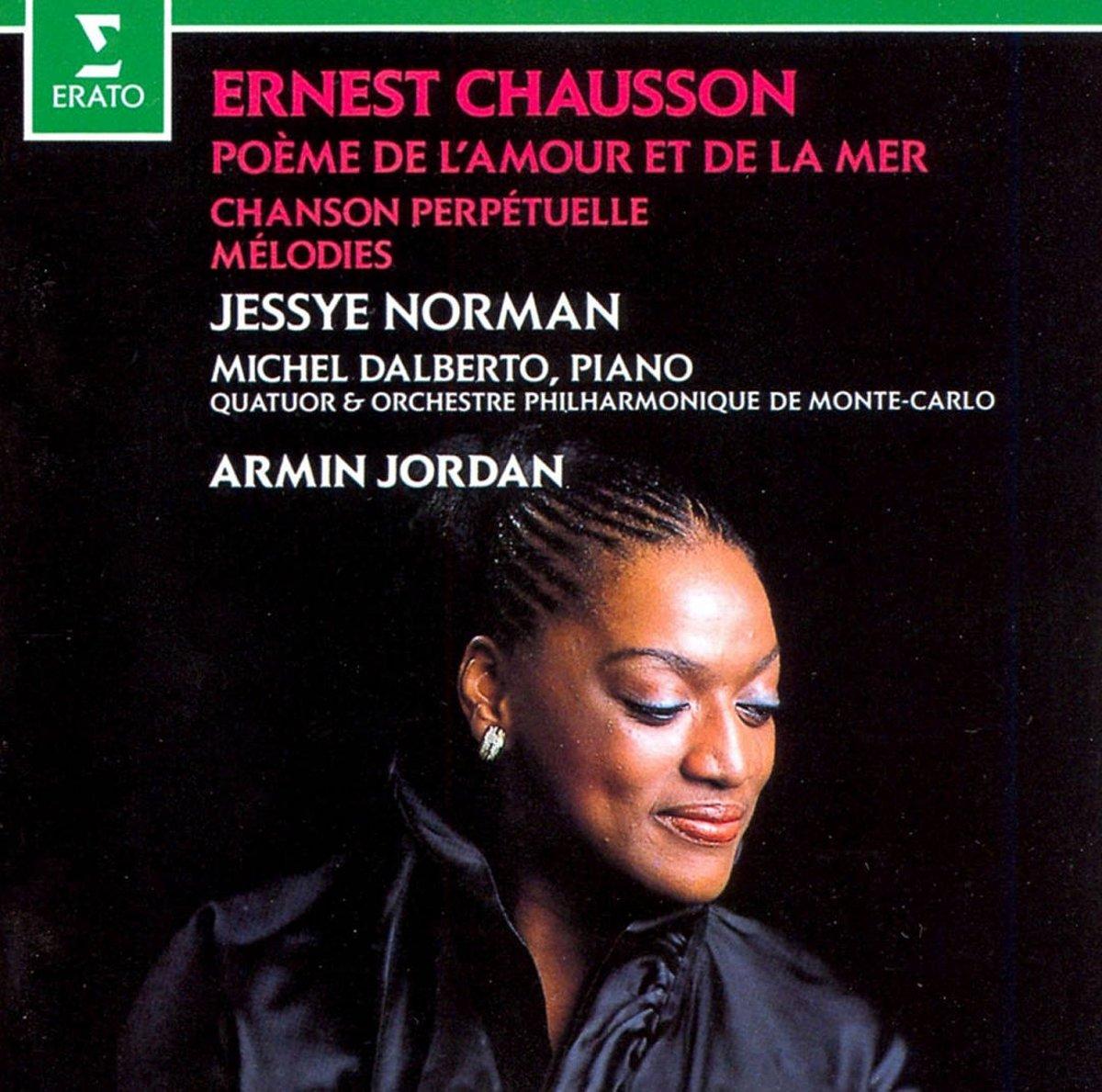 La Castafiore Jessye Norman Chausson Poème De Lamour Et