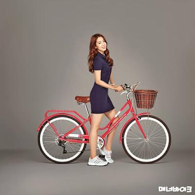 Park Shin Hye Alton Sports 2016