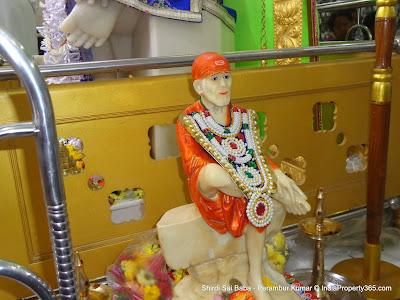 Shirdi Sai Baba - Temple - Avadi, Chennai - #14